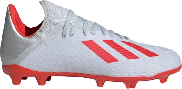 adidas Kids' X 19.3 FG Soccer Cleats product image