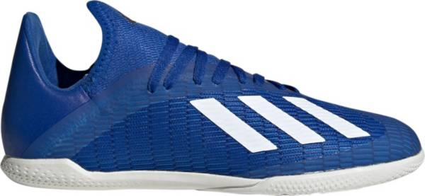 adidas Kids' X 19.3 Indoor Soccer Shoes product image
