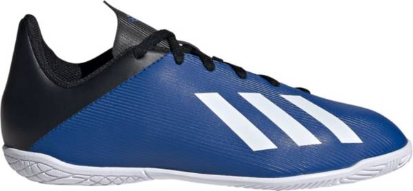 adidas Kids' X 19.4 Indoor Soccer Shoes product image