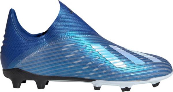 adidas Kids' X 19+ FG Soccer Cleats product image