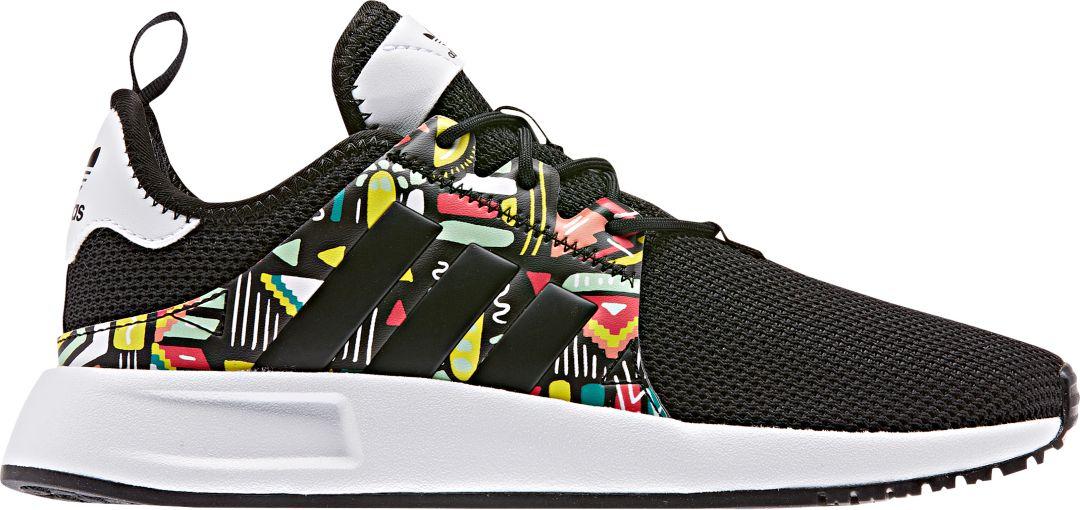 0782f6824c6a6 adidas Kids' Grade School X_PLR Print Shoes