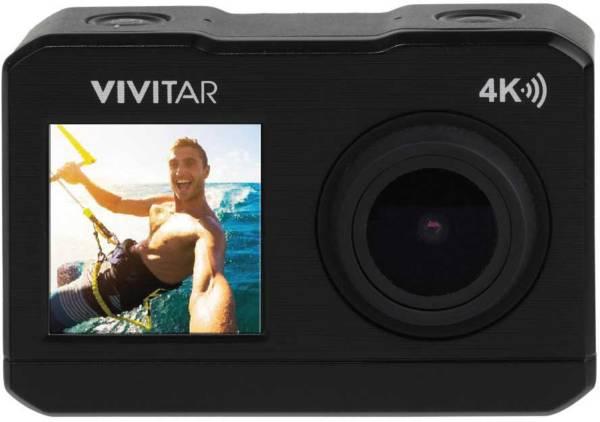 Vivitar DVR 922 4K Dual Screen Action Cam product image