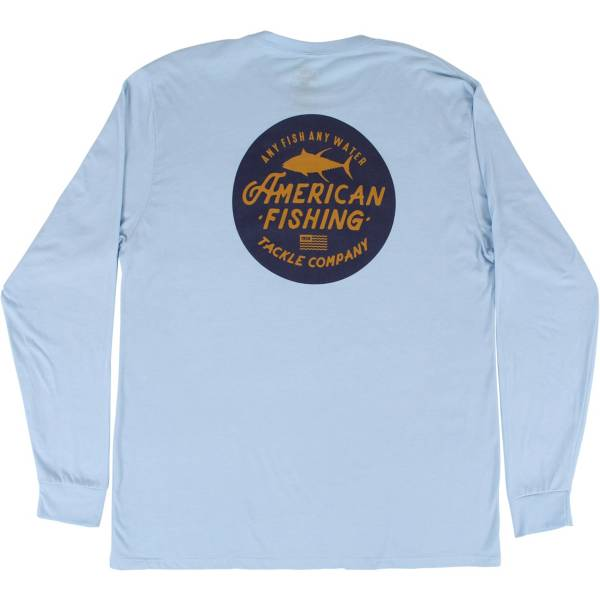 AFTCO Men's Lemonade Graphic Long Sleeve Shirt product image