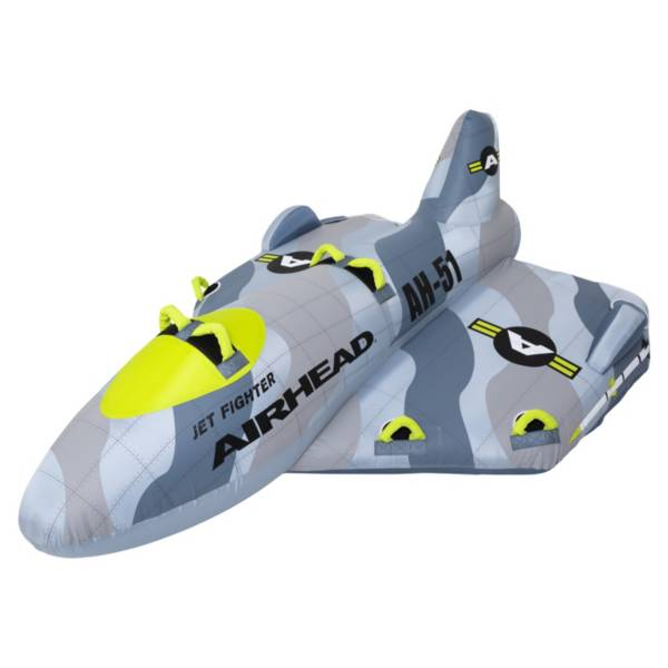 Airhead Jet Fighter 4-Person Towable Tube product image