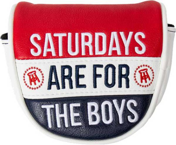 Barstool Sports Saturdays Are For The Boys Mallet Putter Headcover product image