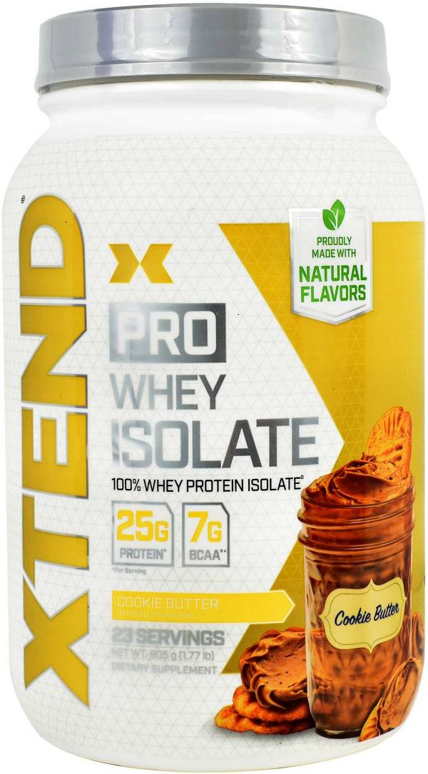 Scivation XTend Pro Whey Isolate Protein Cookie Butter 23 Servings product image