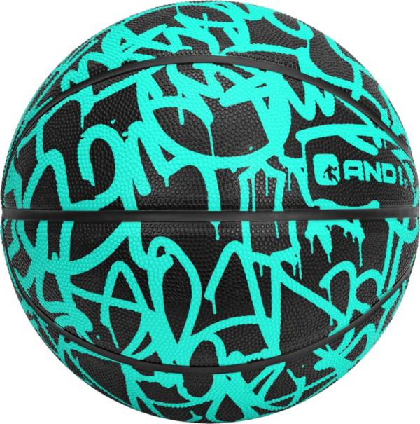 """AND1 Handstyle Graffiti Official Basketball (29.5"""") product image"""