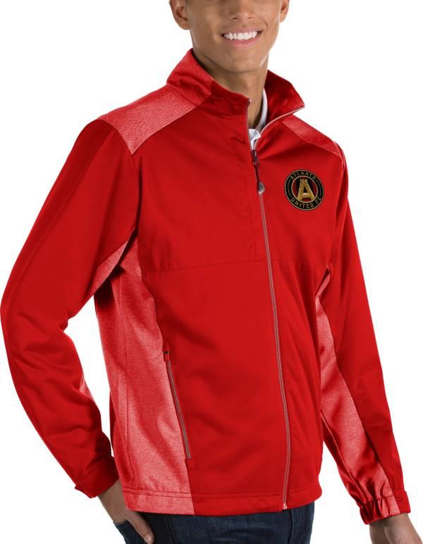 Antigua Men's Atlanta United Revolve Red Full-Zip Jacket product image