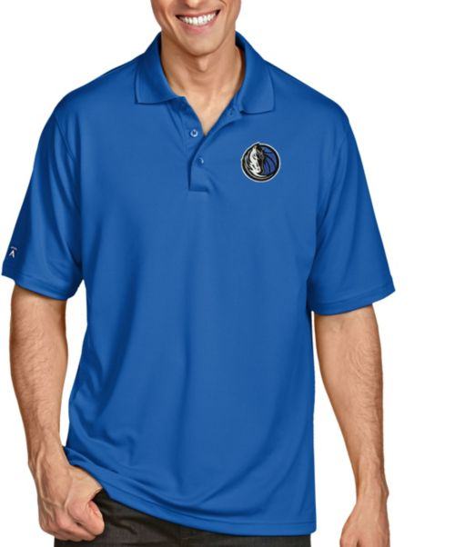 6f7c0a73a3b Antigua Men's Dallas Mavericks Xtra-Lite Pique Performance Polo.  noImageFound. 1