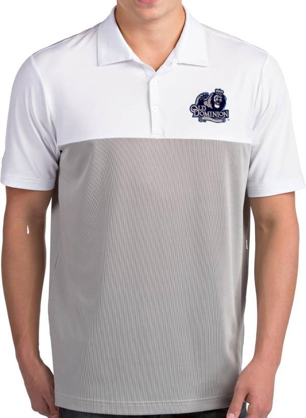 Antigua Men's Old Dominion Monarchs Venture White Polo product image