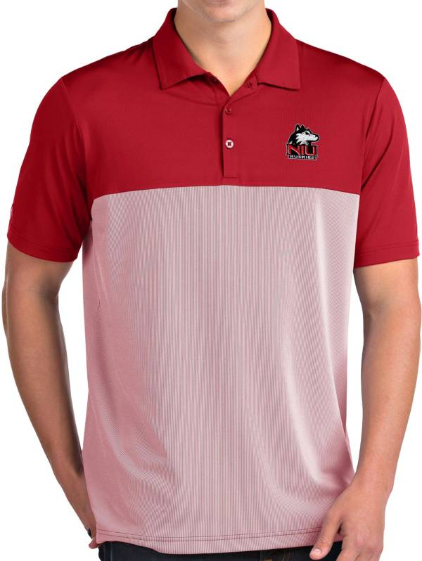 Antigua Men's Northern Illinois Huskies Cardinal Venture Polo product image