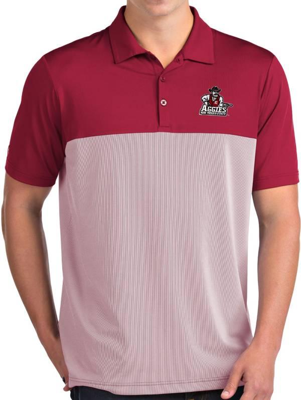 Antigua Men's New Mexico State Aggies Crimson Venture Polo product image