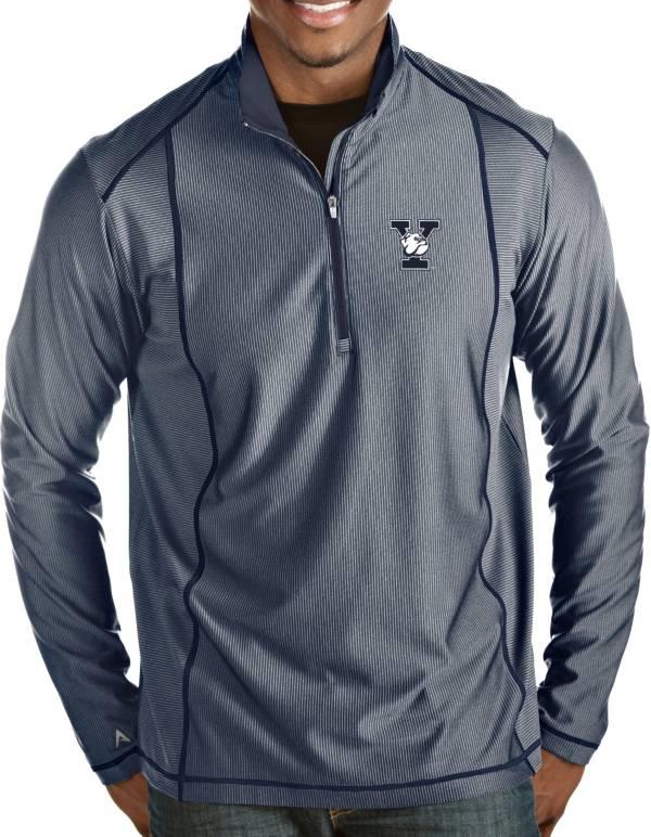 Antigua Men's Yale Bulldogs Yale Blue Tempo Half-Zip Pullover product image