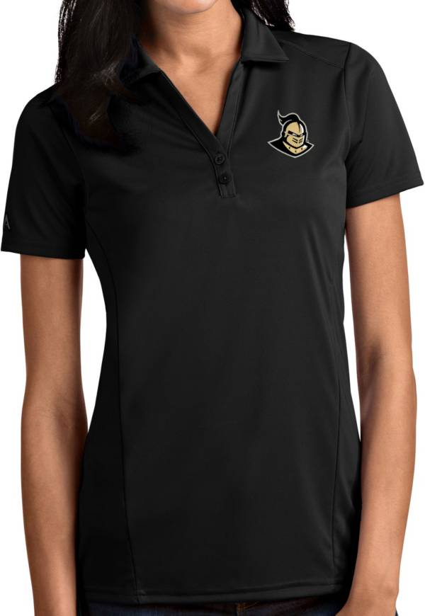 Antigua Women's UCF Knights Tribute Black Polo product image