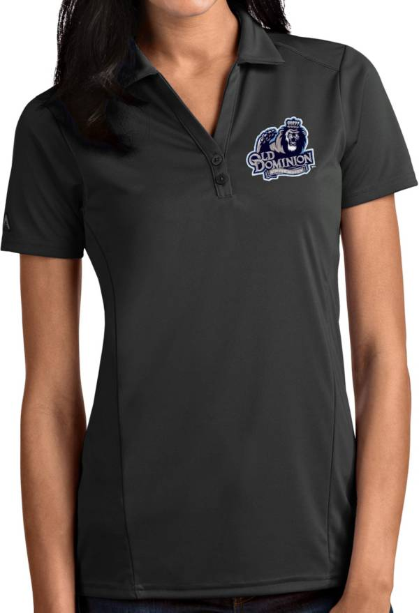 Antigua Women's Old Dominion Monarchs Grey Tribute Performance Polo product image