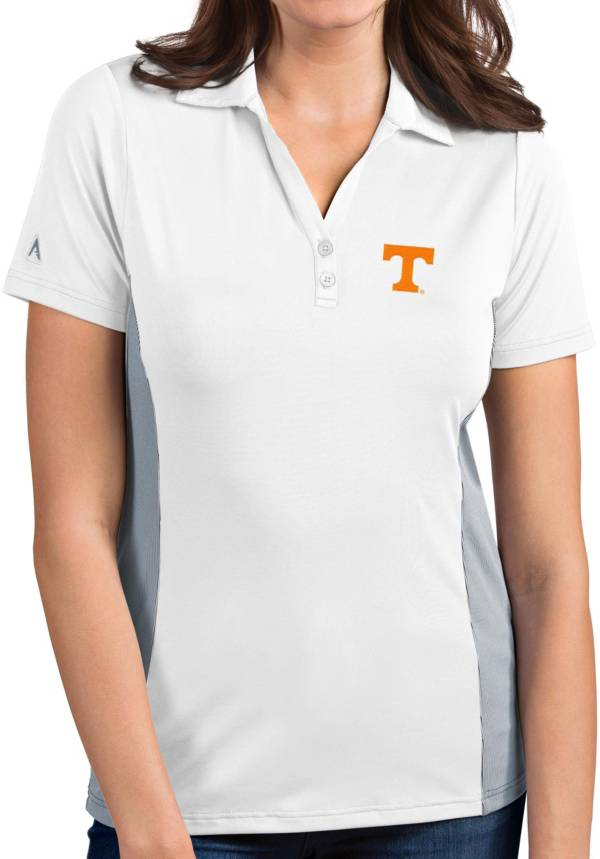 Antigua Women's Tennessee Volunteers Venture White Polo product image