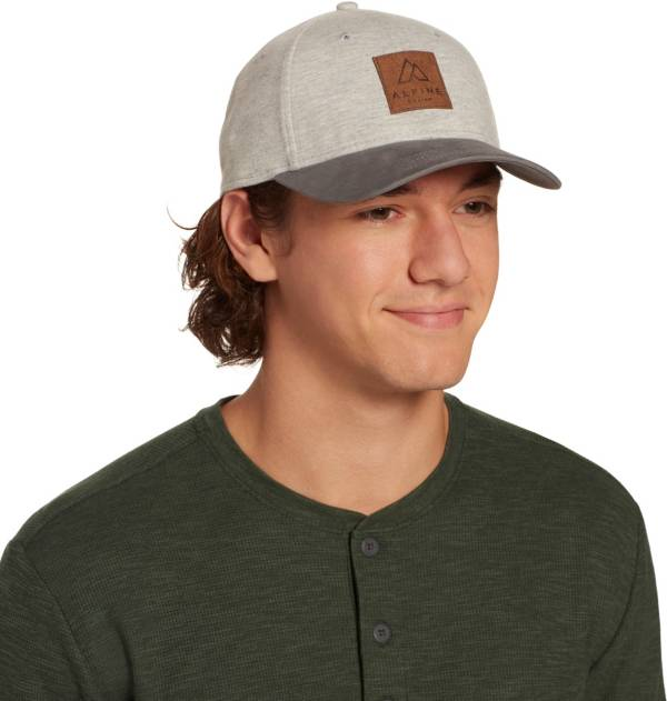 Alpine Design Men's Heather Colorblock Patch Hat product image