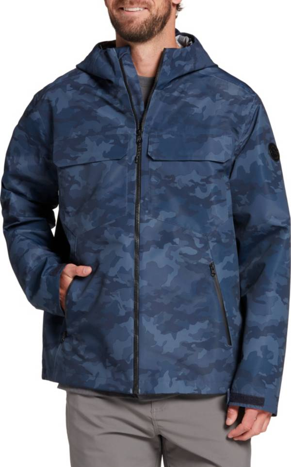 Alpine Design Men's 3L Rockface Rain Jacket product image