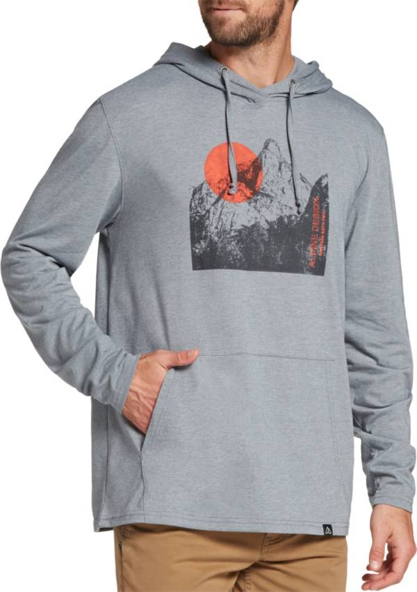 Alpine Design Men's First Mile Made Jersey Sun Hoodie product image