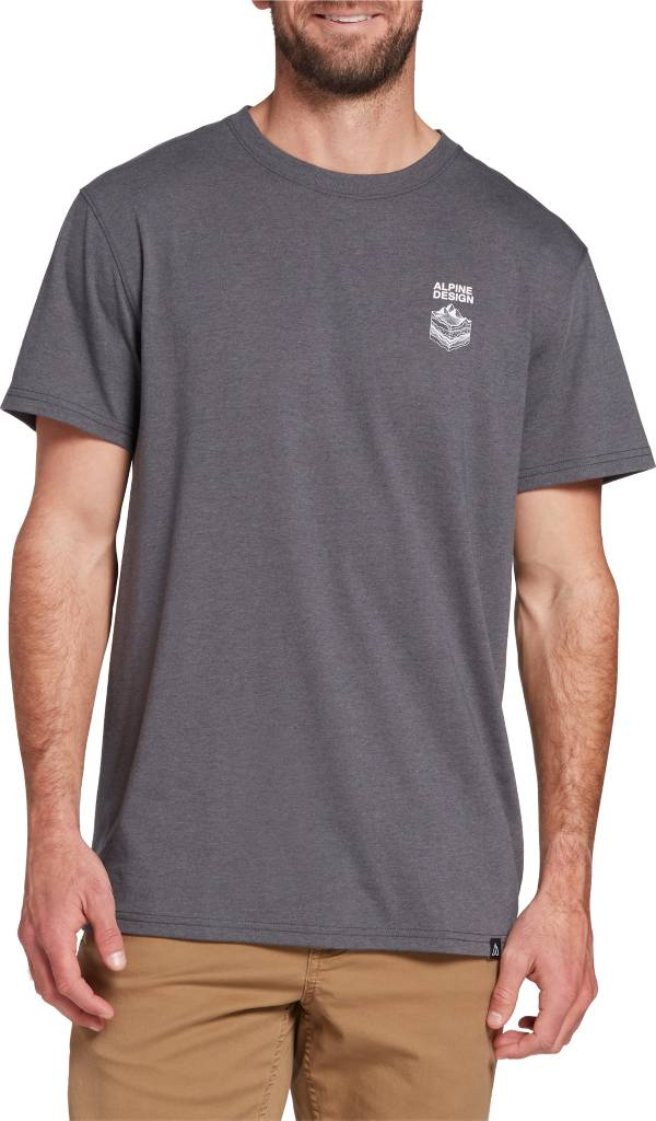 Alpine Design Men's First Mile Made Layers T-Shirt product image