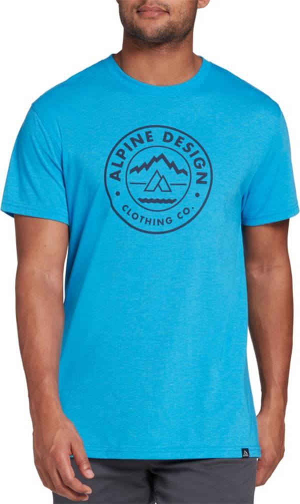 Alpine Design Men's First Mile Made Logo T-Shirt product image