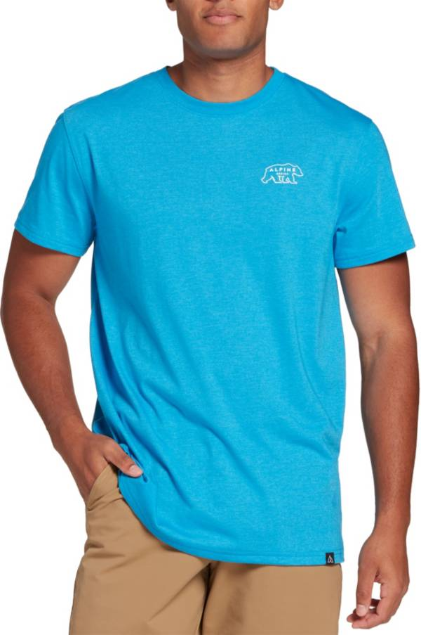 Alpine Design Men's First Mile Made Mountain Bear T-Shirt product image