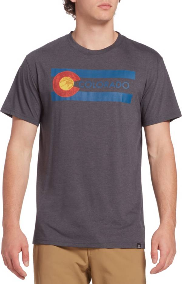 Alpine Design Men's First Mile Colorado Flag T-Shirt product image
