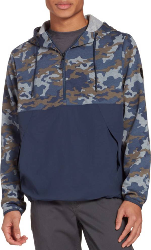 Alpine Design Men's Free Solo Print 1/2 Zip Hoodie product image