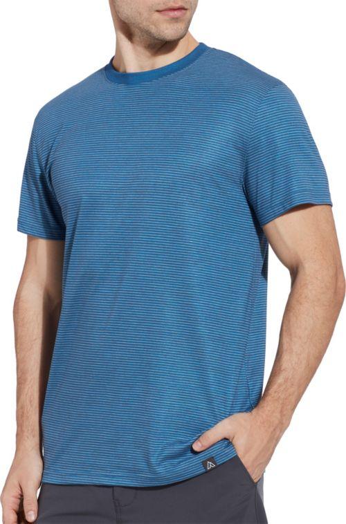 55cafb229c Alpine Design Men's Short Sleeve Stripe T-Shirt. noImageFound. Previous