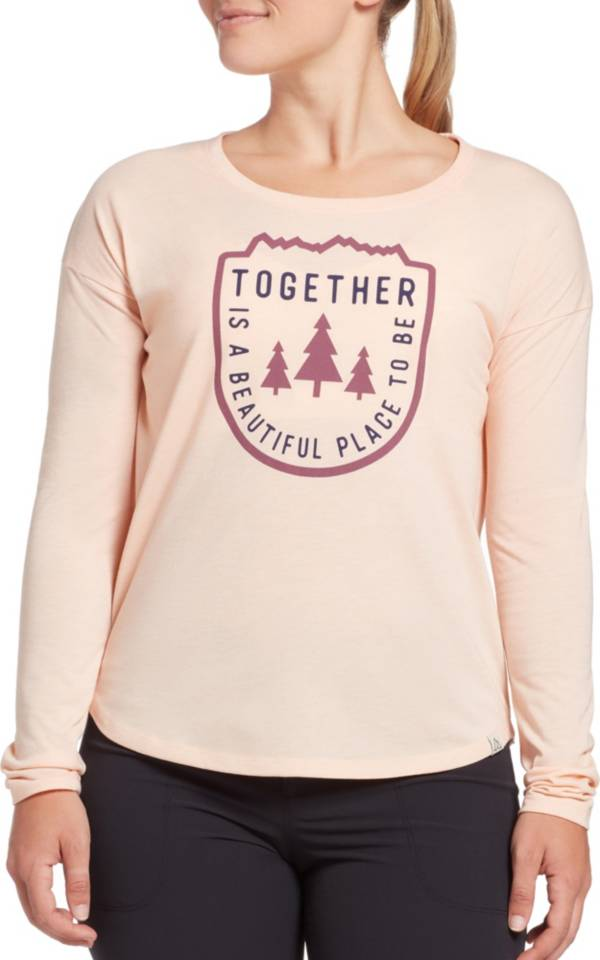 Alpine Design Women's First Mile Made Long Sleeve Together T-Shirt product image