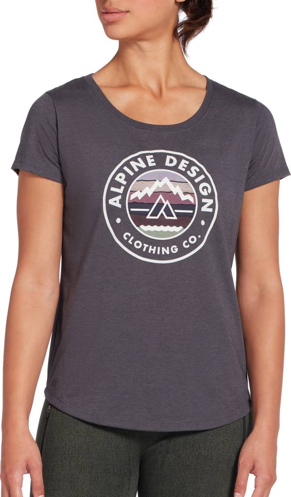 Alpine Design Women's First Mile Made Logo T-Shirt product image