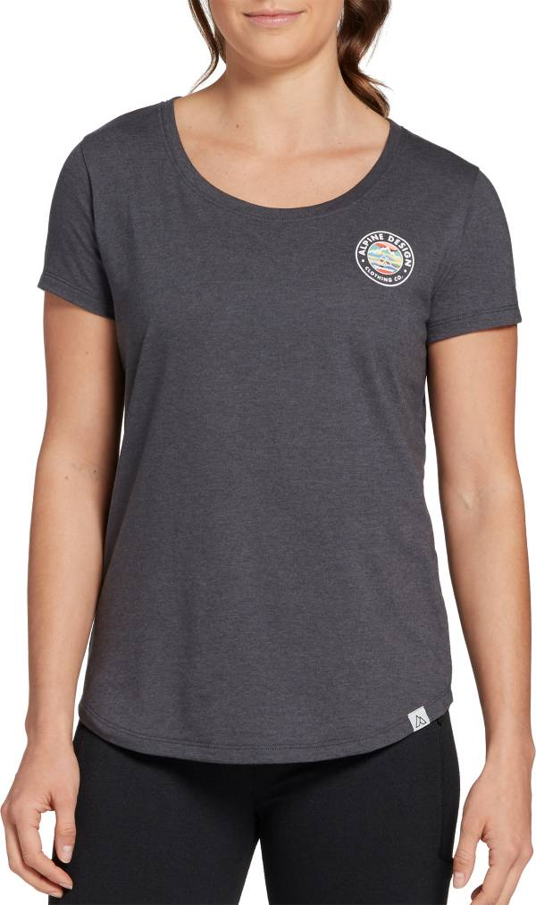 Alpine Design Women's First Mile Made Emblem T-Shirt product image