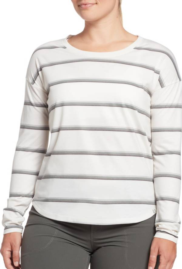 Alpine Design Women's First Mile Made Long Sleeve Stripe T-Shirt product image