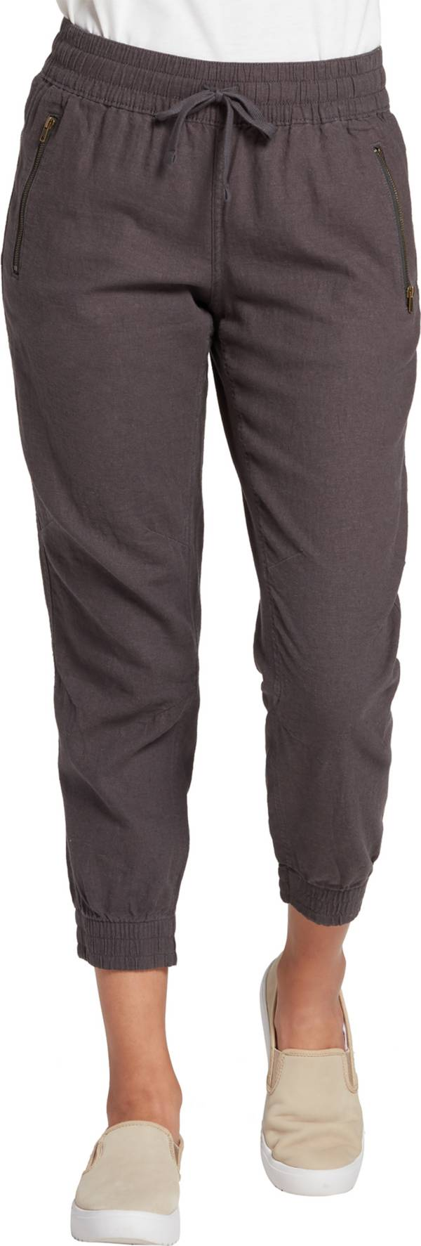 Alpine Design Women's Pull-On Linen Jogger Pants product image