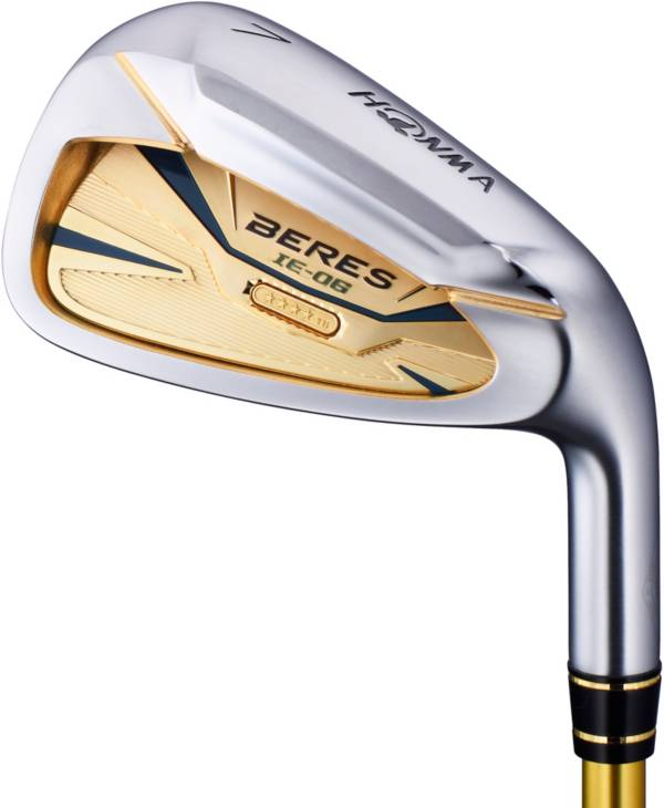 Honma Beres IE-06 4-Star Irons – (Graphite) product image