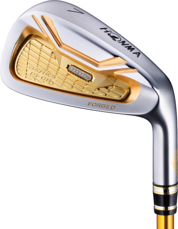 Honma Beres IS-06 5-Star Individual Irons – (Graphite) product image