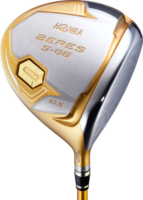 Honma Beres S-06 5-Star Driver product image