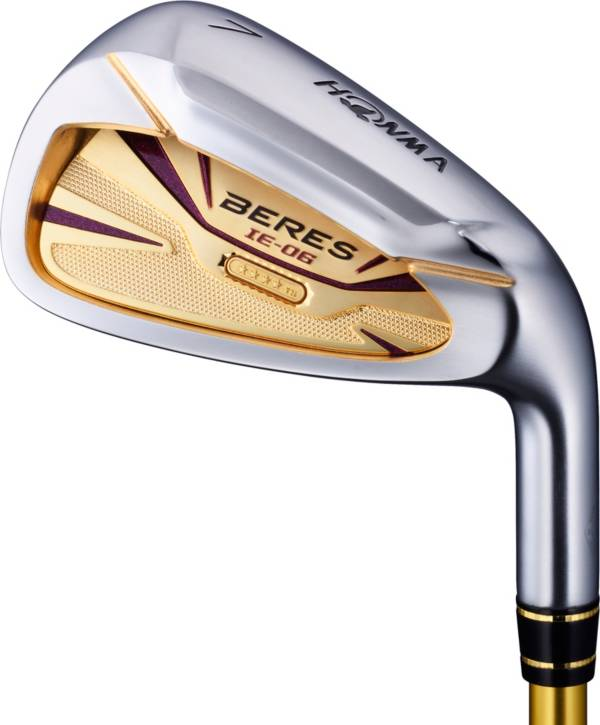 Honma Women's Beres IE-06 4-Star Irons – (Graphite) product image