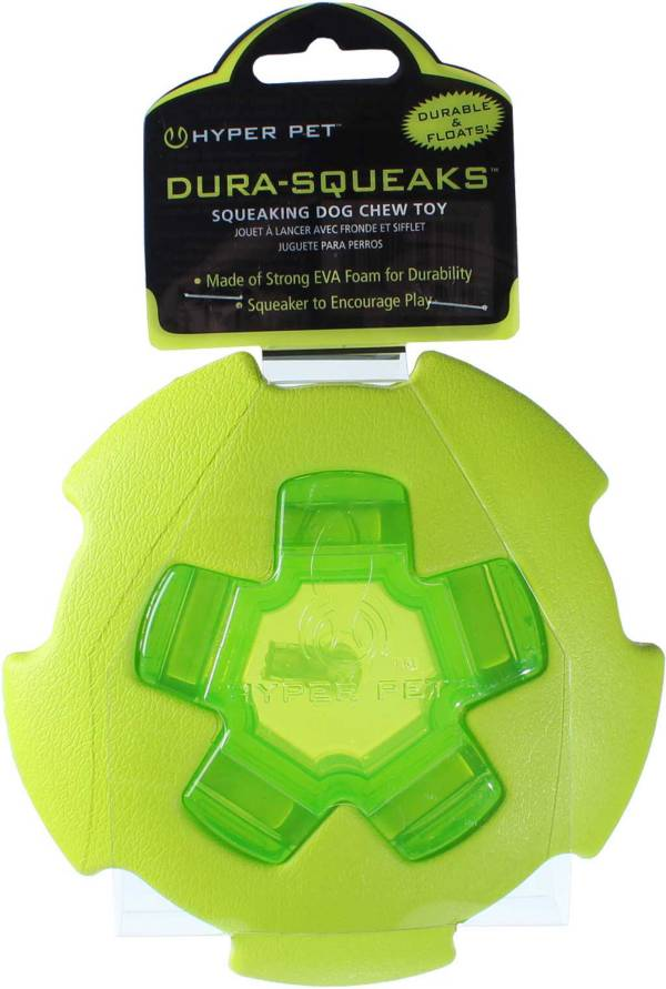 Hyper Pet Dura-Squeaks UFO Toy product image