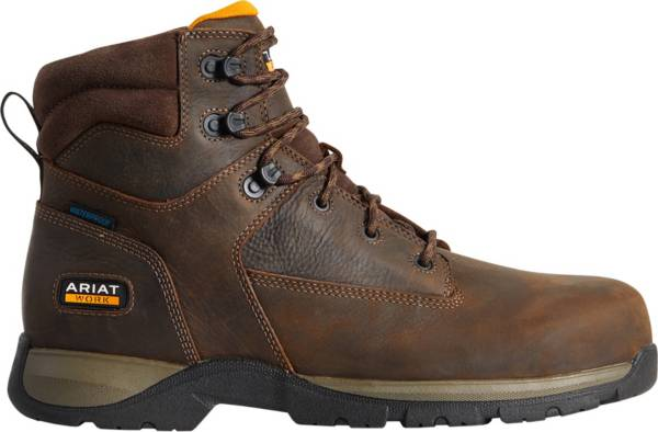 Ariat Men's Edge LTE 6'' Composite Toe Waterproof Work Boots product image