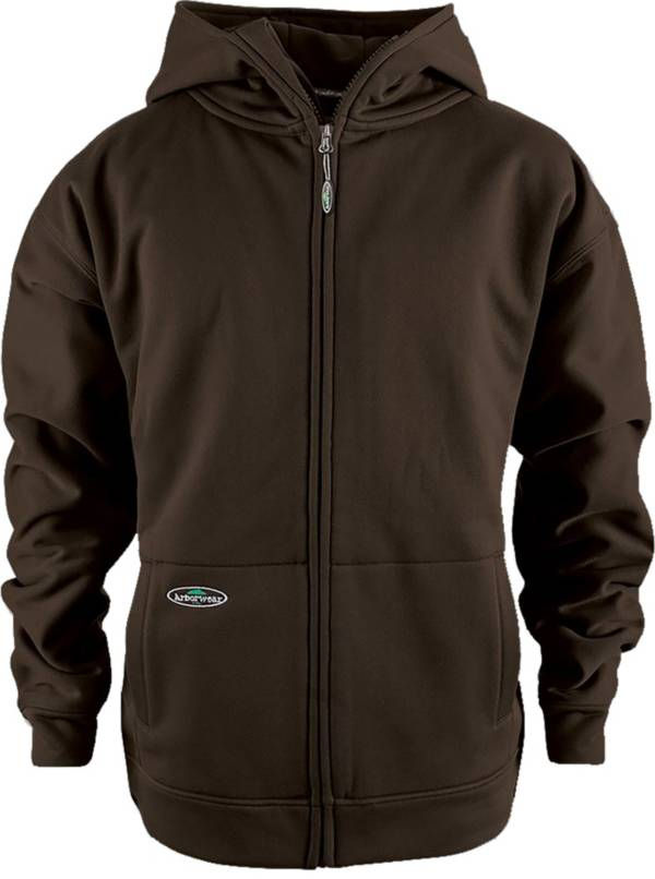 Arborwear Men's Tech Double Thick Full Zip Sweatshirt product image