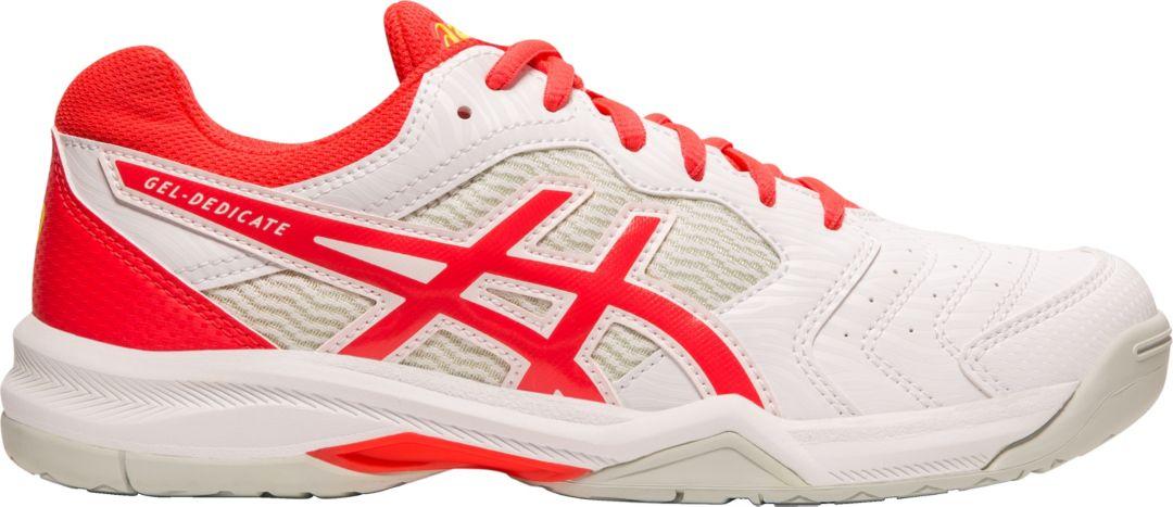 83a4c57a3168 ASICS Women's Gel Dedicate 6 Tennis Shoes | DICK'S Sporting Goods
