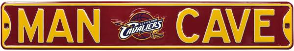 Authentic Street Signs Cleveland Cavaliers 'Man Cave' Street Sign product image