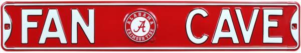 Authentic Street Signs Alabama Crimson Tide Avenue Sign product image