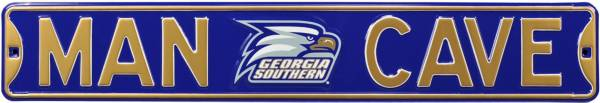 Authentic Street Signs Georgia Southern Eagles 'Man Cave' Street Sign product image