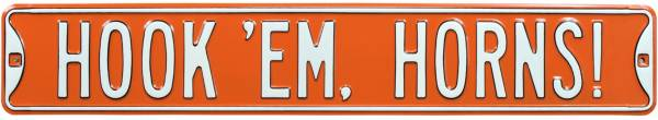 Authentic Street Signs Texas Longhorns Hook 'Em Street Sign product image