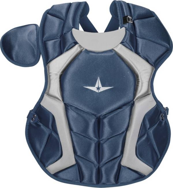 All-Star Beginner NOCSAE Commotio Cordis 13.5'' Player Series Chest Protector product image