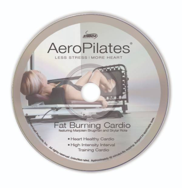 AeroPilates Fat Burning Cardio Workout DVD product image