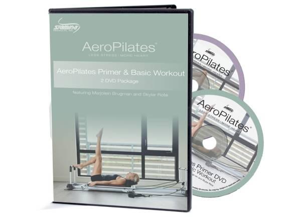 AeroPilates Primer & Basic Workout 2 DVD Package product image