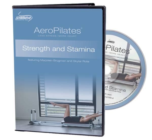 AeroPilates Strength and Stamina Workout DVD product image